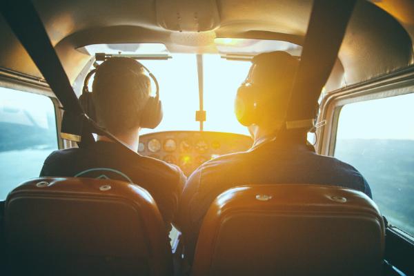 Finanzpiloten und Cockpits mit Finanzmining