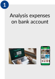 Analysis on bank account