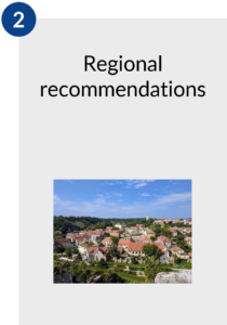REgional recommendations